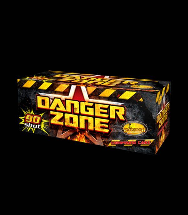 Danger Zone 90 Shot 24 hour pre delivery item