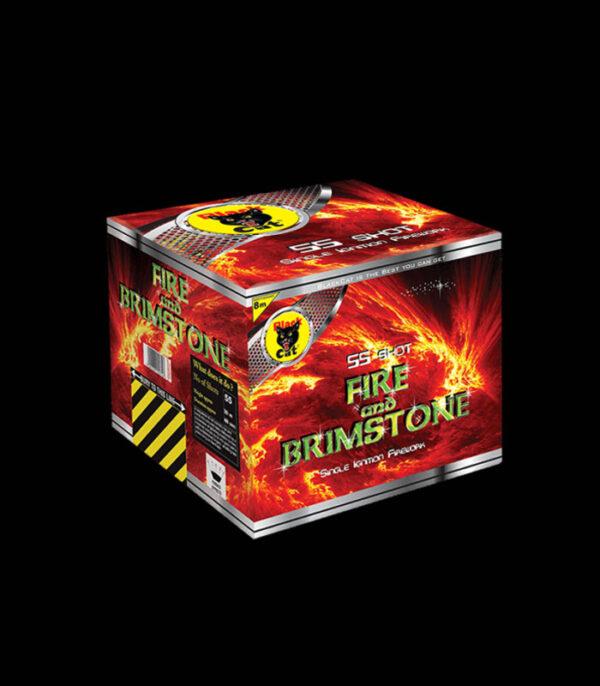 Fire And Brimstone (55 Shots)