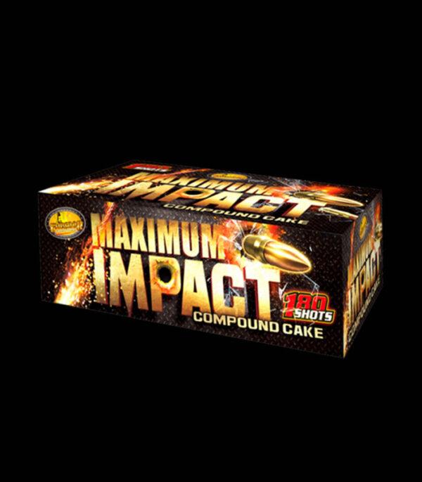 Maximum Impact 180 Shot 24 hour pre delivery item