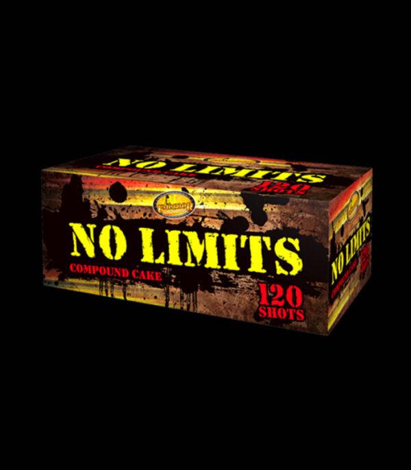 No Limits 120 Shot 24 hour pre delivery item