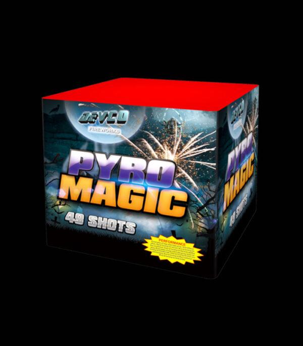 PYRO MAGIC CAKE (49 Shots)
