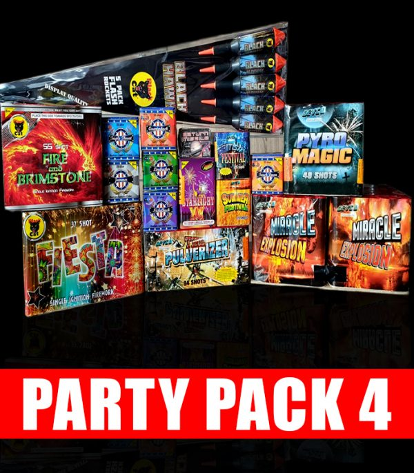 Party Pack 4