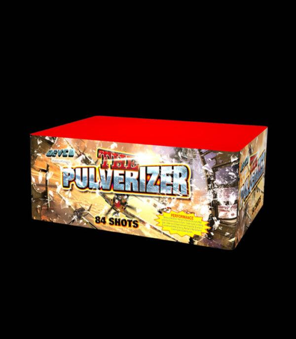 The Pulveriser Single Ignition Cake 84 shot