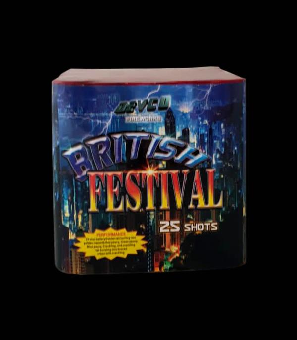 British Festival 25 Shorts
