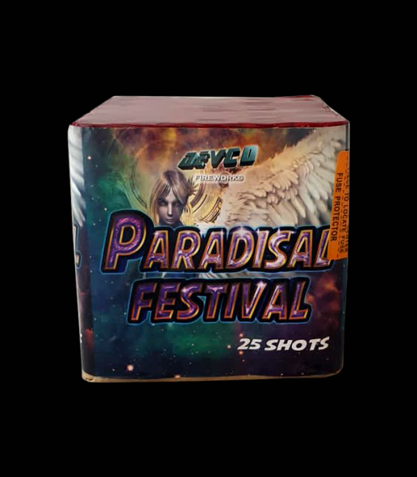 Paradisal Festival 25 Shorts